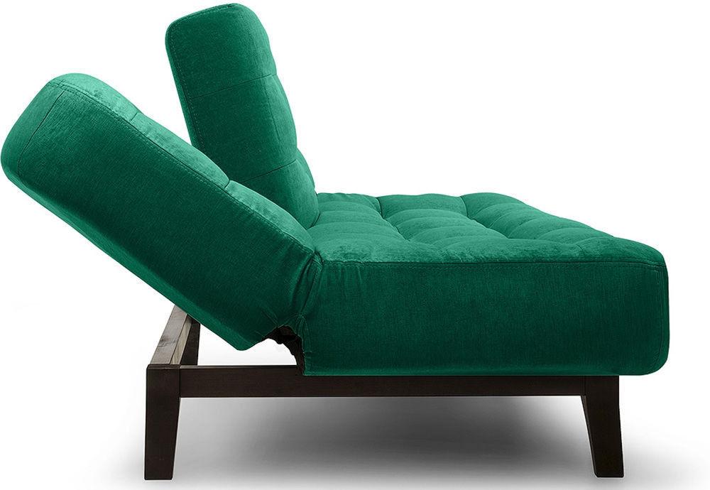 Диван Woodcraft Бонс Velvet Emerald прямой - фото 8