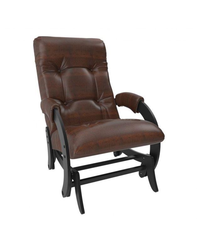 Кресло Impex Кресло-гляйдер Модель 68 экокожа (oregon 120) - фото 3