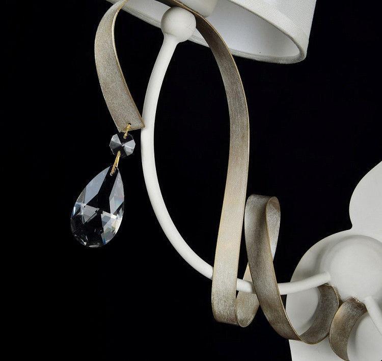 Настенный светильник Maytoni ARM010-02-W - фото 5