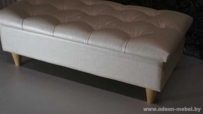 Пуфик Одеон-мебель Прямоугольник 2 - фото 2