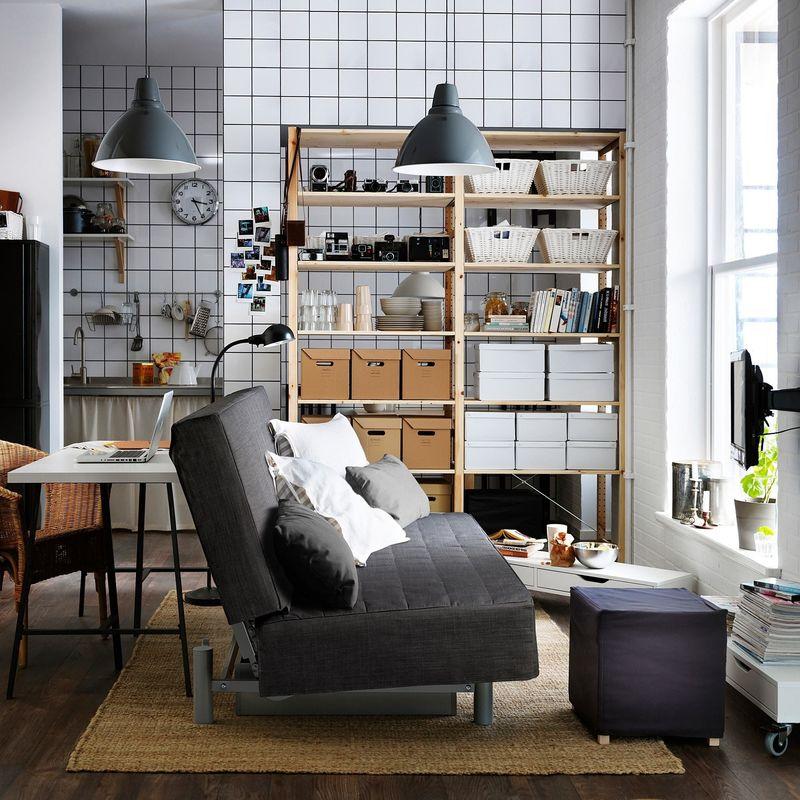 Диван IKEA Бединге [993.091.18] - фото 7