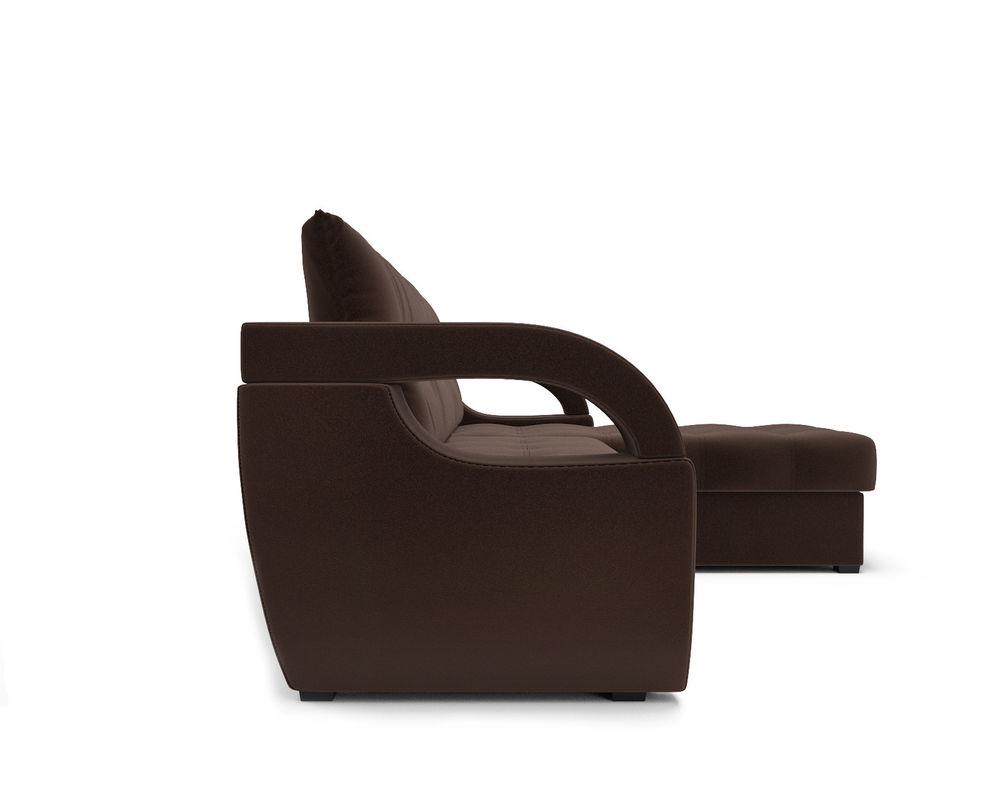 Диван Мебель-АРС Мартин (кордрой коричневый) - фото 3