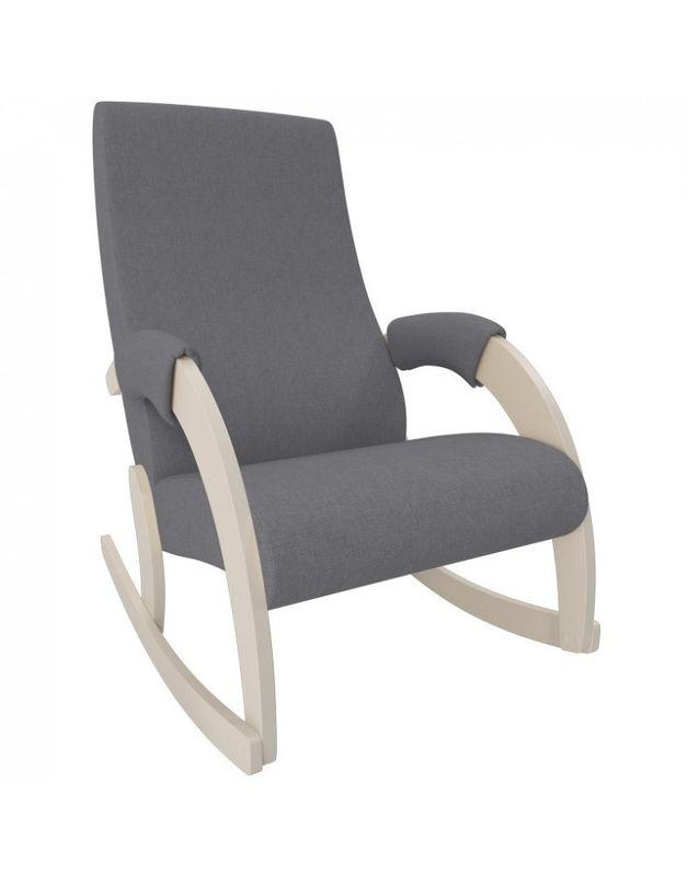 Кресло Impex Модель 67M  Montana сливочный (Montana 802) - фото 3