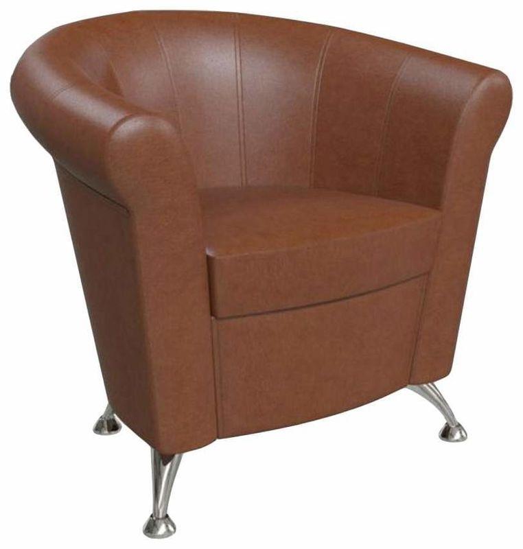 Кресло Гранд-Кволити Лагуна 6-5116 TRM_6-5116kor, коричневый - фото 1