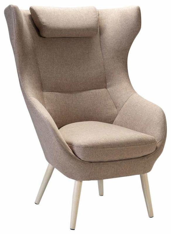 Кресло R-Home Сканди-2 RST_4017223h_brown, бежевый - фото 1