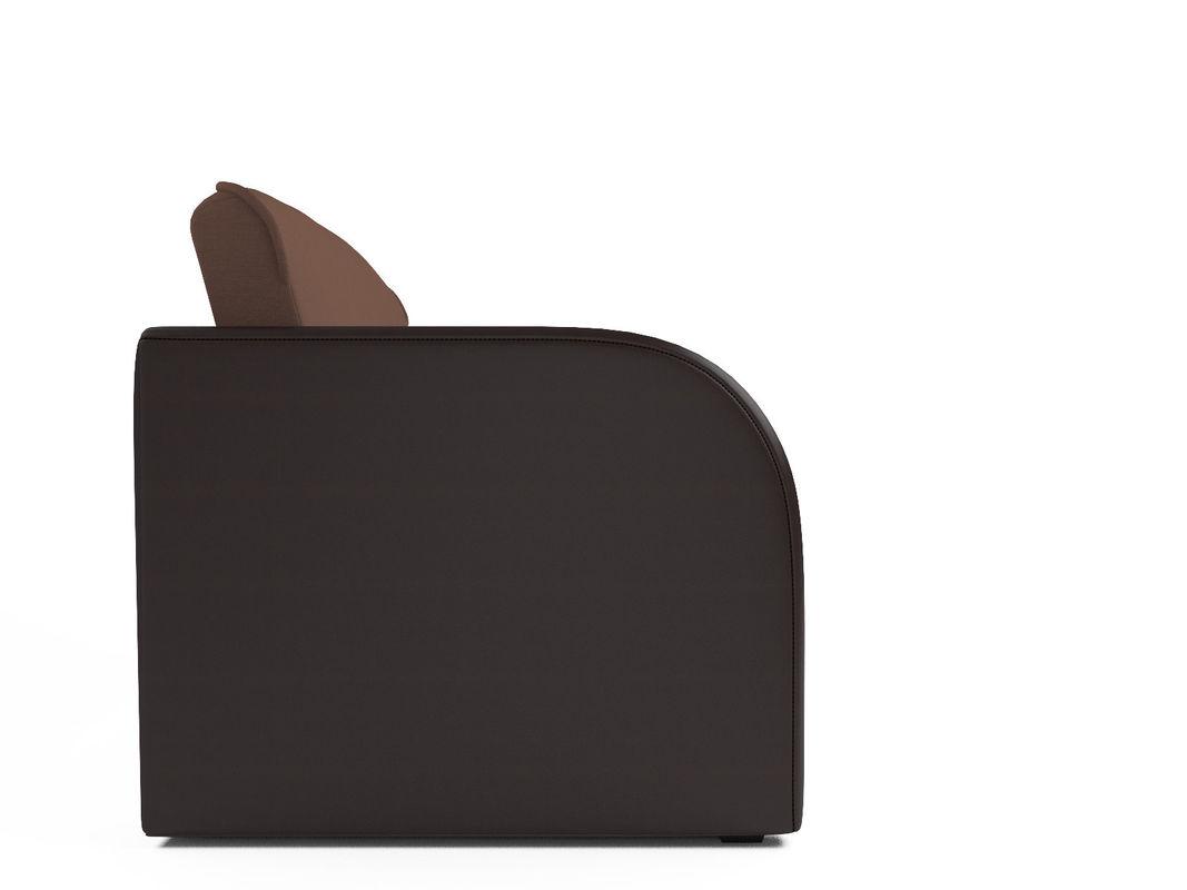 Диван Мебель-АРС Малютка (рогожка шоколад) - фото 3