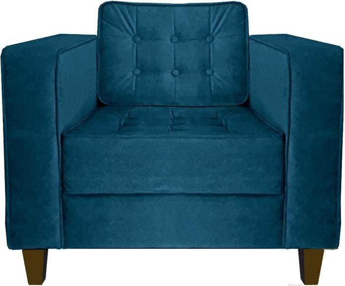 Кресло Brioli Вилли Luna 42 - фото 1