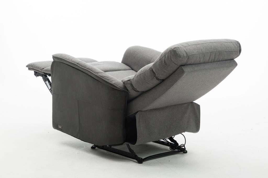Кресло Arimax Dr Max DM05002 (Уголь) - фото 10