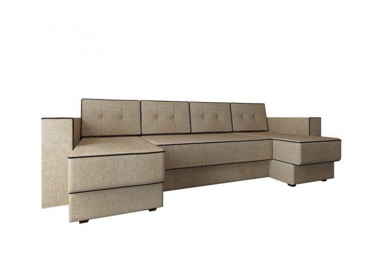 Диван Настоящая мебель Константин п-образный Орландо (модель 90) - фото 2