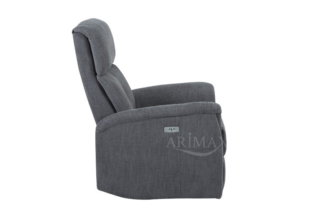 Кресло Arimax Dr Max DM02004 (Серый) - фото 4