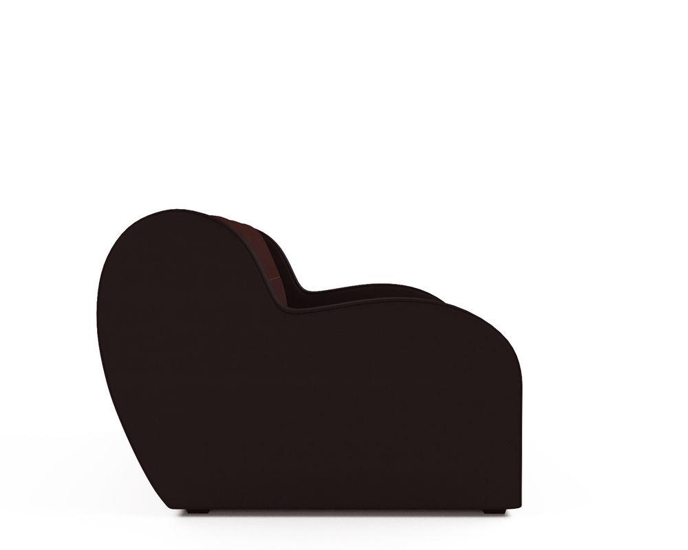 Кресло Мебель-АРС Аккордеон Барон люкс (микровелюр + экокожа) - фото 3