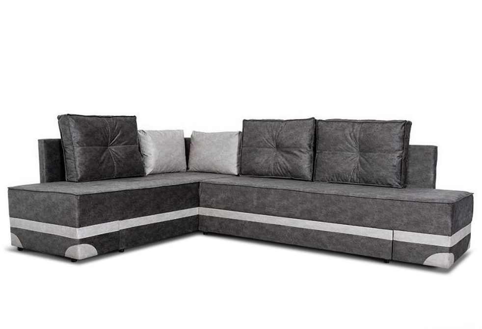 Диван Апогей-Мебель Дуэт 1 (угловой) - фото 1