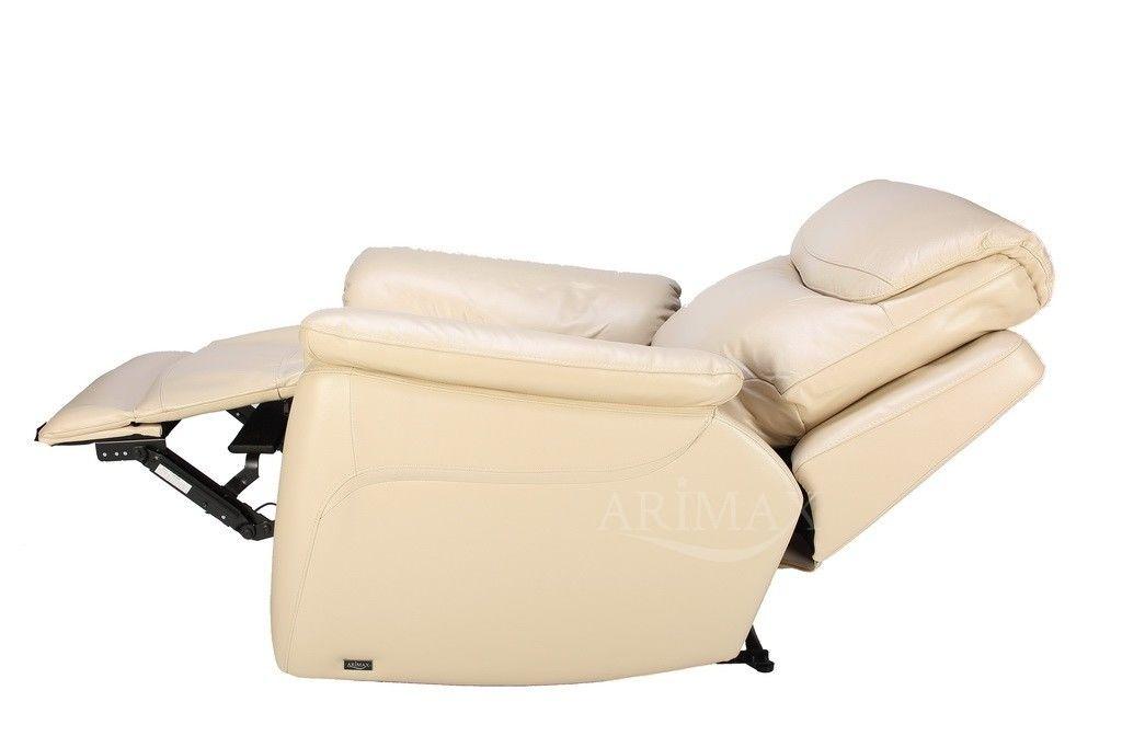 Кресло Arimax Митчел (Ванильное безе) - фото 5