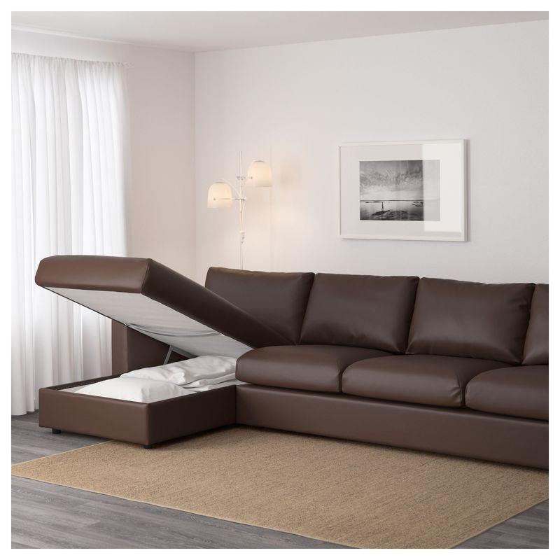 Диван IKEA Вимле 4-местный [592.070.51] - фото 3