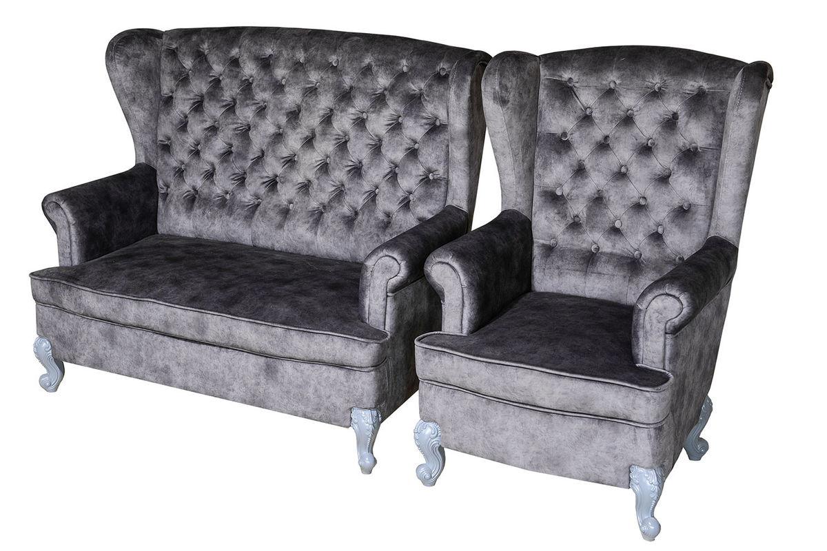 Набор мягкой мебели Феникс-Мебель Виктория 4 - фото 1