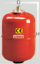 Расширительный бак Varem Extravarem LR CE  UR 040 231 - фото 1