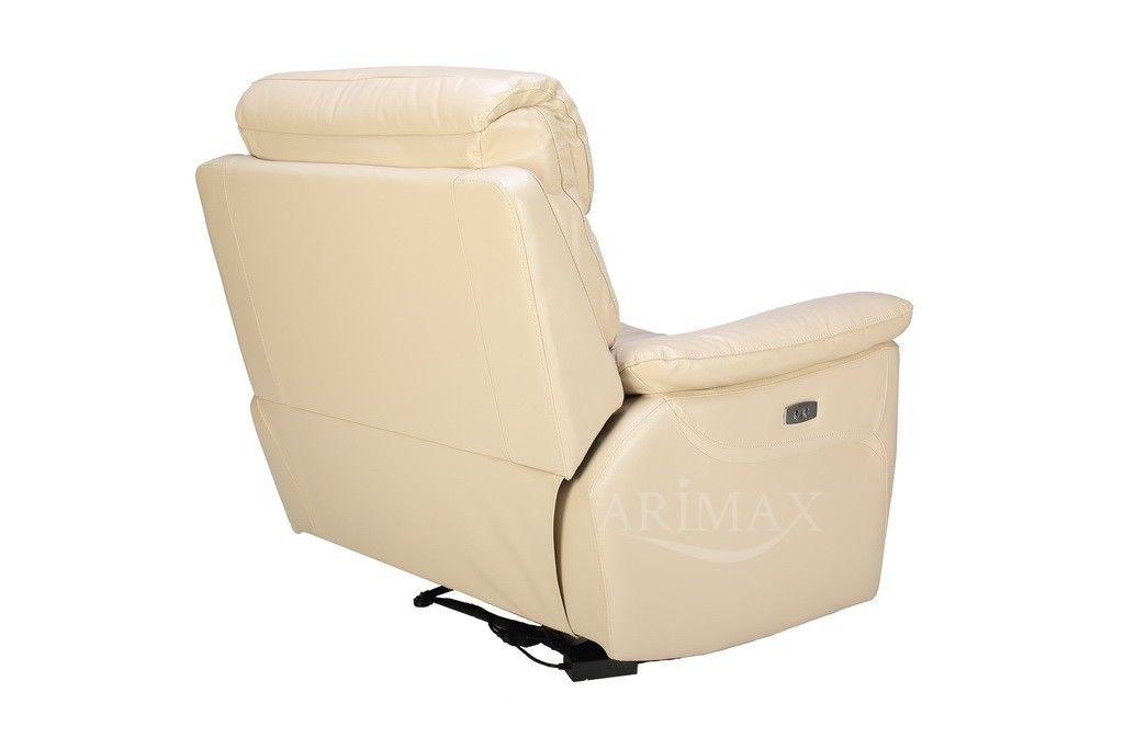 Кресло Arimax Митчел (Ванильное безе) - фото 6