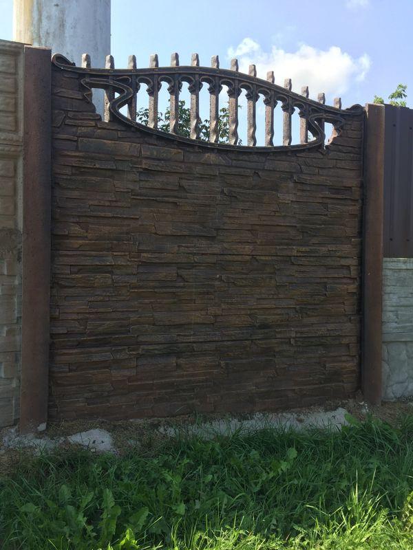 Забор ИП Касабуцкий А.Н Пример 49 - фото 1