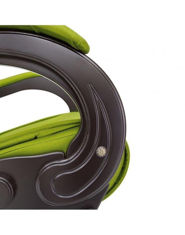 Кресло Impex Кресло-гляйдер, Модель 78 Montana venge (Цвет каркаса venge) - фото 2