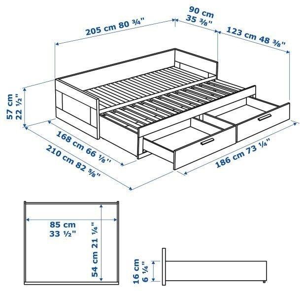 Диван IKEA Флекке - фото 13