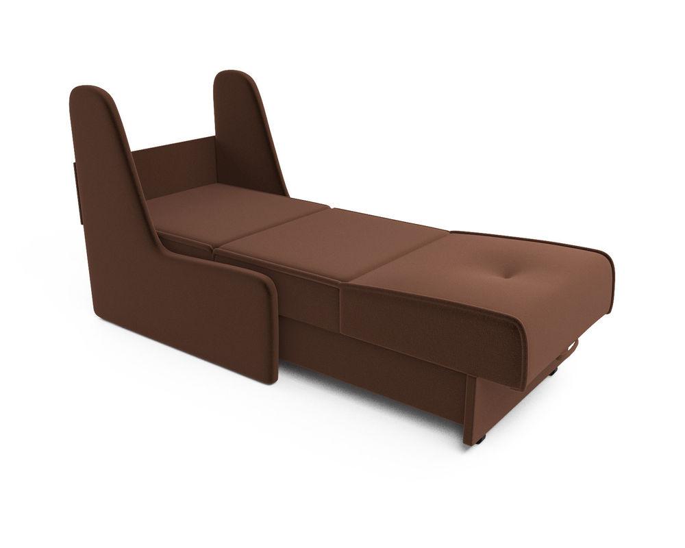 Кресло Мебель-АРС Аккорд №2 кордрой (микровелюр) - фото 3