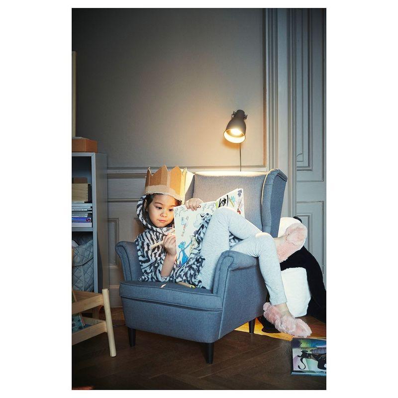 Кресло IKEA Страндмон 003.925.45 - фото 6
