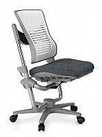 COMF-PRO Чехол для стула Angel Chair (серый велюр) - фото 1