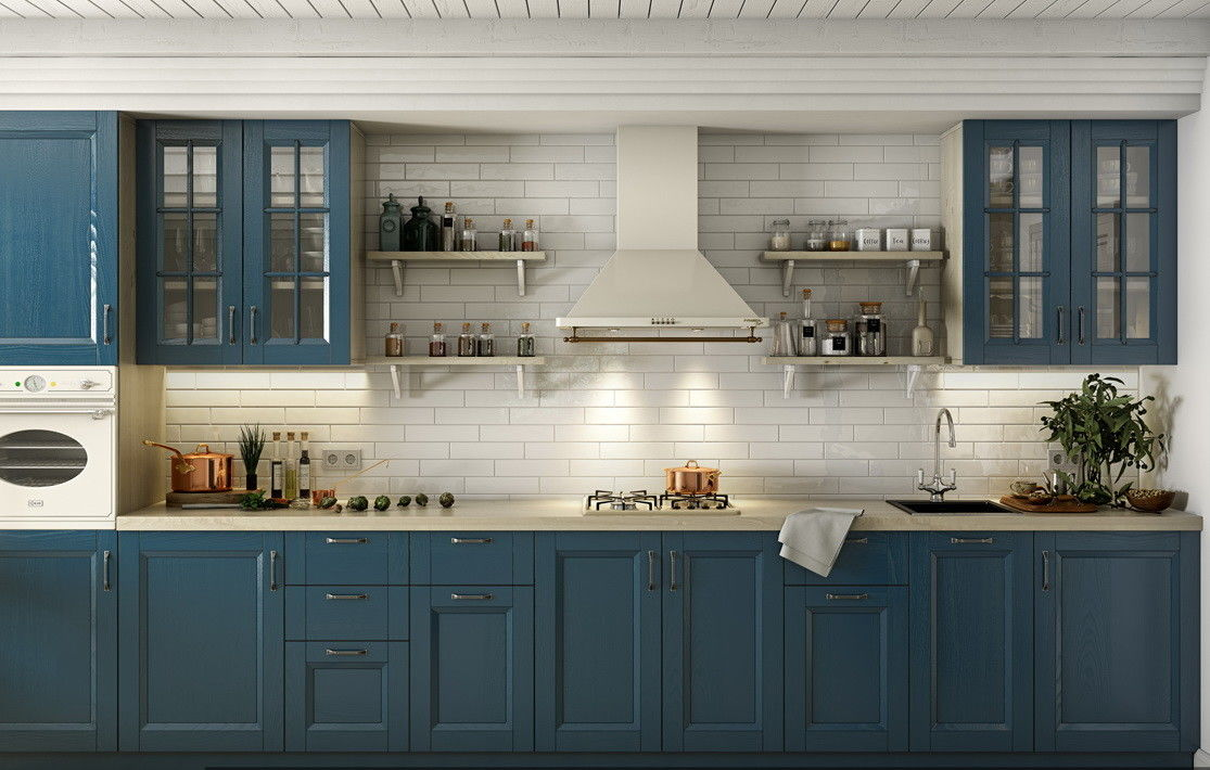 Кухня AlvaLine Lavanda - фото 1