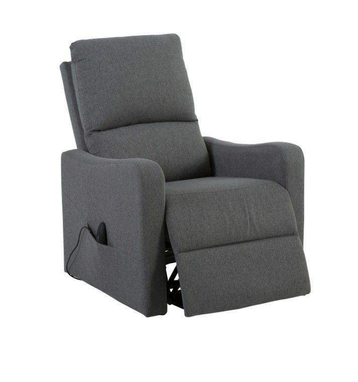 Кресло Arimax Dr Max DM02006 (Серый) - фото 3