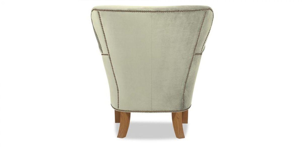 Кресло WOWIN Голден (Кремовый велюр) - фото 5