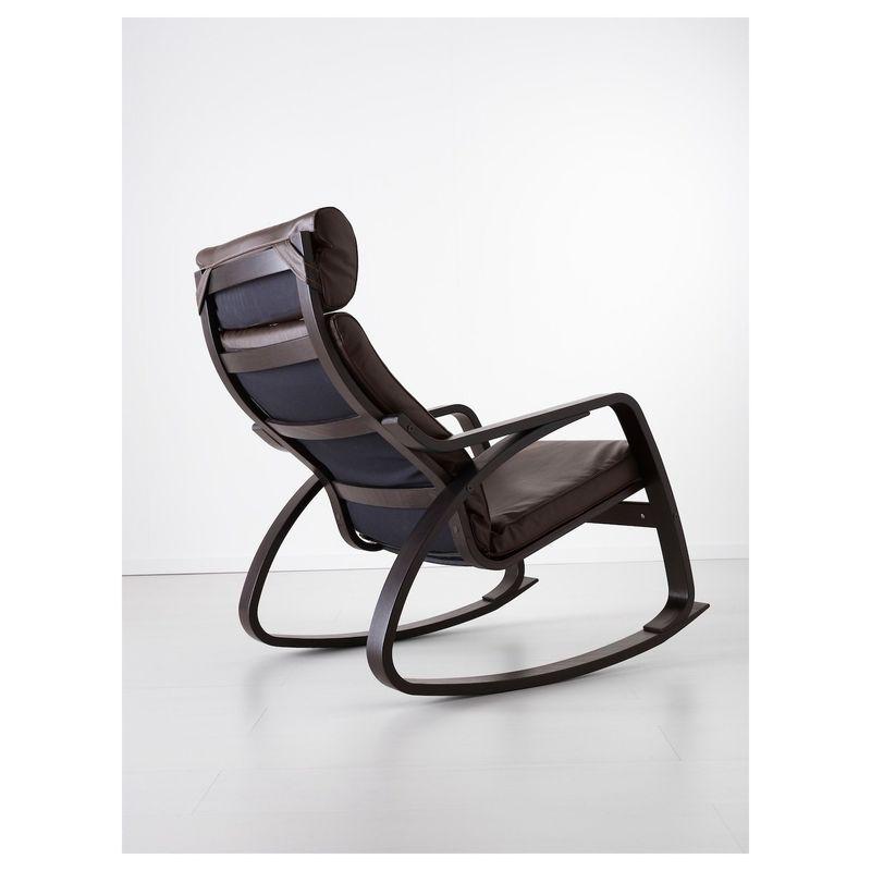 Кресло IKEA Поэнг 292.817.02 - фото 3