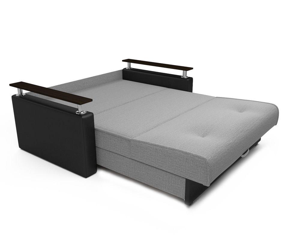 Диван Мебель-АРС Шарм — Grey (140х195) - фото 6