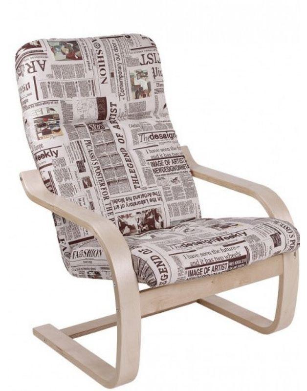 Кресло Impex Сайма ткань н.д. - фото 1