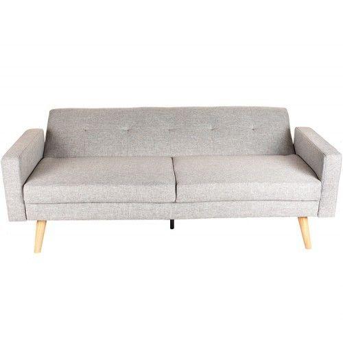 Диван Альта Мебель Bjorn (Бьёрн) светло-серый - фото 3