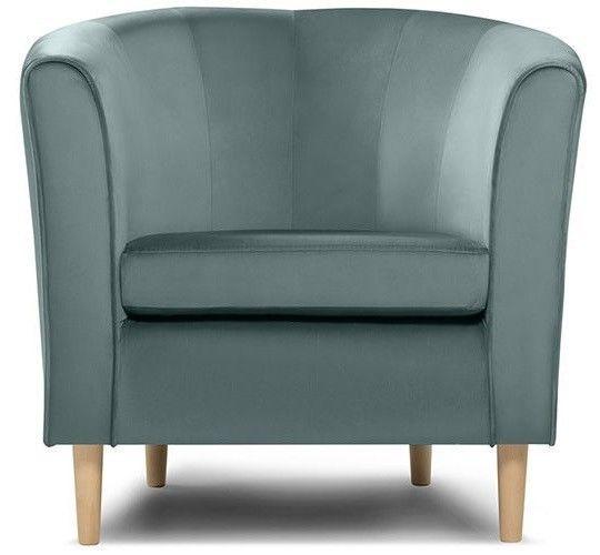 Кресло Woodcraft Лилла Barhat Mint - фото 1