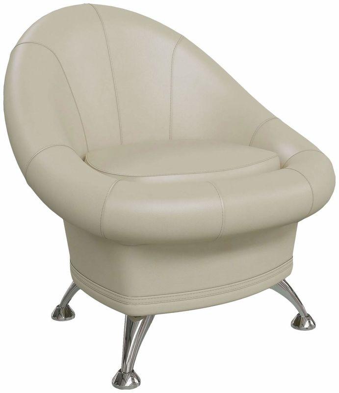 Кресло Гранд-Кволити 6-5104 TRM_6-5104bBASH, бежевый - фото 1
