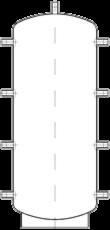 Буферная емкость Теплобак ВТА-4 200 л - фото 2