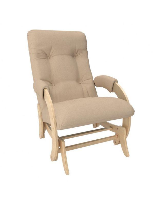 Кресло Impex Кресло-гляйдер Модель 68 Montana натуральный (Montana 902) - фото 1