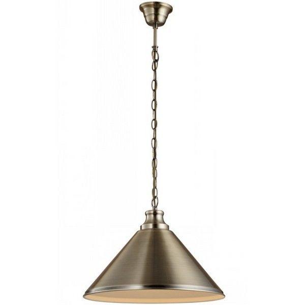 Светильник Arte Lamp Pendants A9330SP-1AB - фото 1