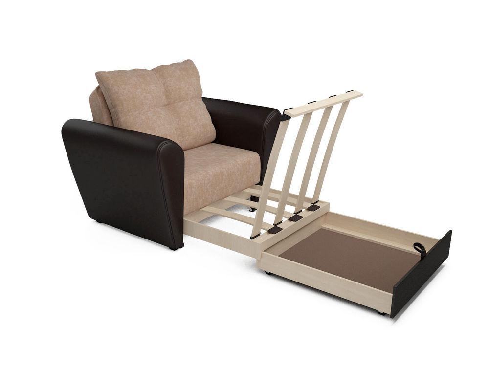 Кресло Мебель-АРС Квартет - кордрой - фото 5