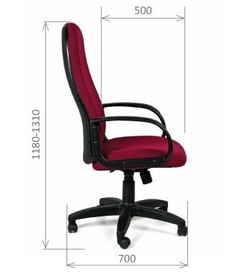 Офисное кресло Chairman 279 JP - фото 7