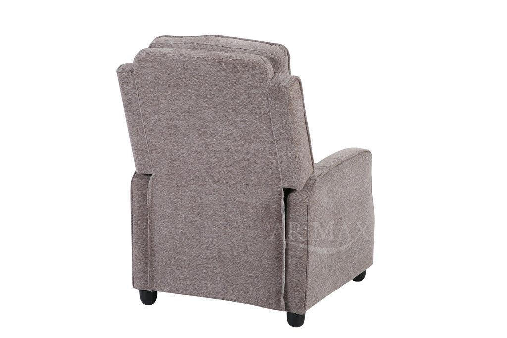 Кресло Arimax Dr Max DM02001 (Светло-коричневый) - фото 8
