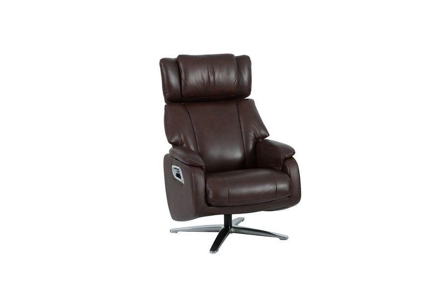 Кресло Arimax Dr Max DM02009 (Каштан) - фото 1