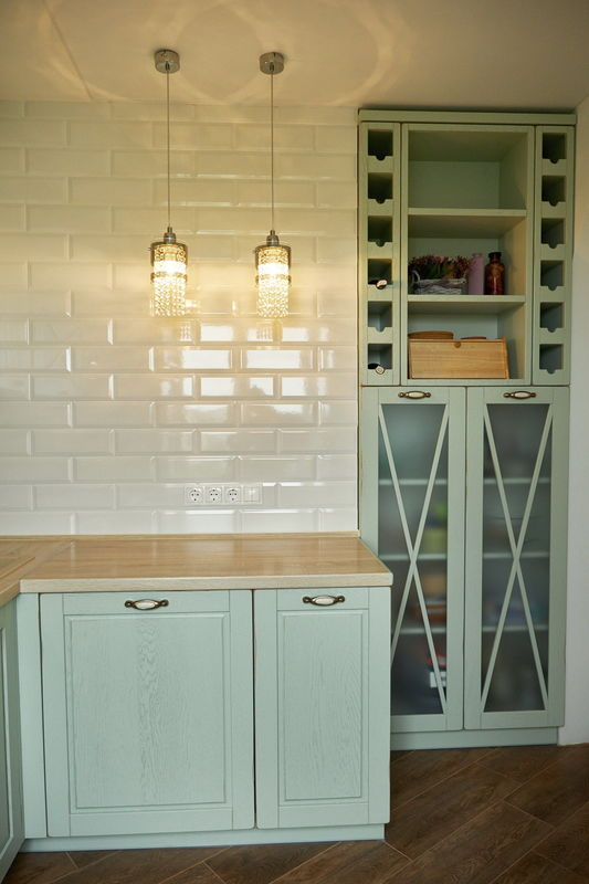 Кухня Geosideal Эри (Даниса) - фото 48