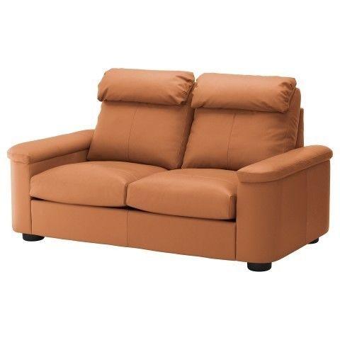 Диван IKEA Лидгульт золотисто-коричневый [492.660.17] - фото 1