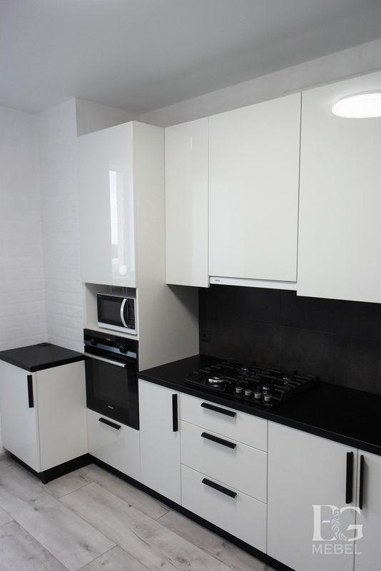 Кухня BG-mebel WHITE & BLACK - фото 3
