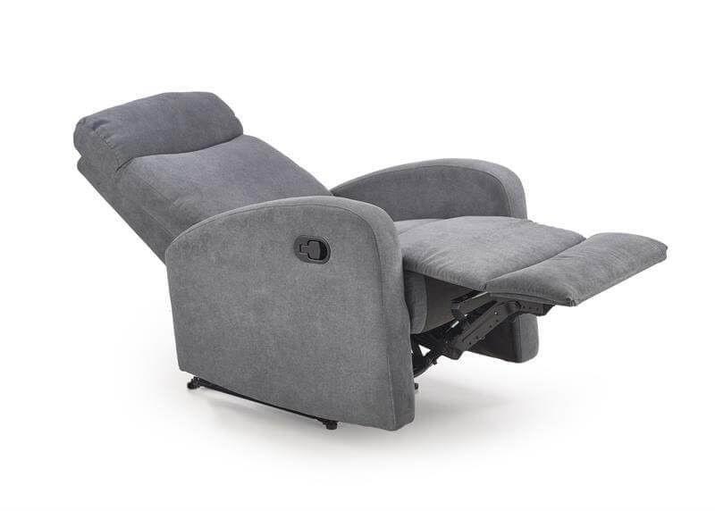 Кресло Halmar OSLO 1S (темно-пепельный) V-CH-OSLO_1S-FOT - фото 2