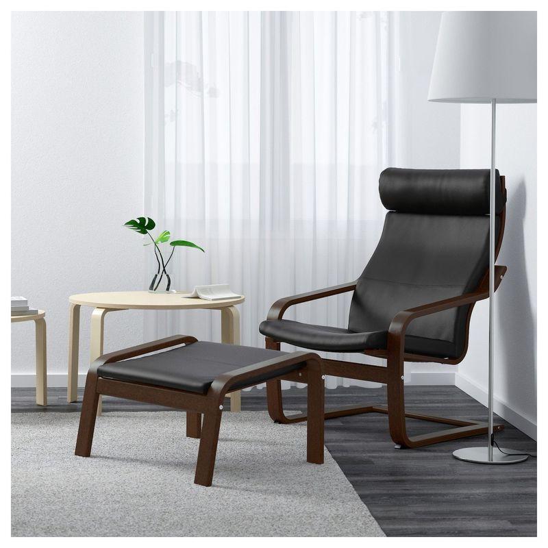 Кресло IKEA Поэнг 792.515.90 - фото 2
