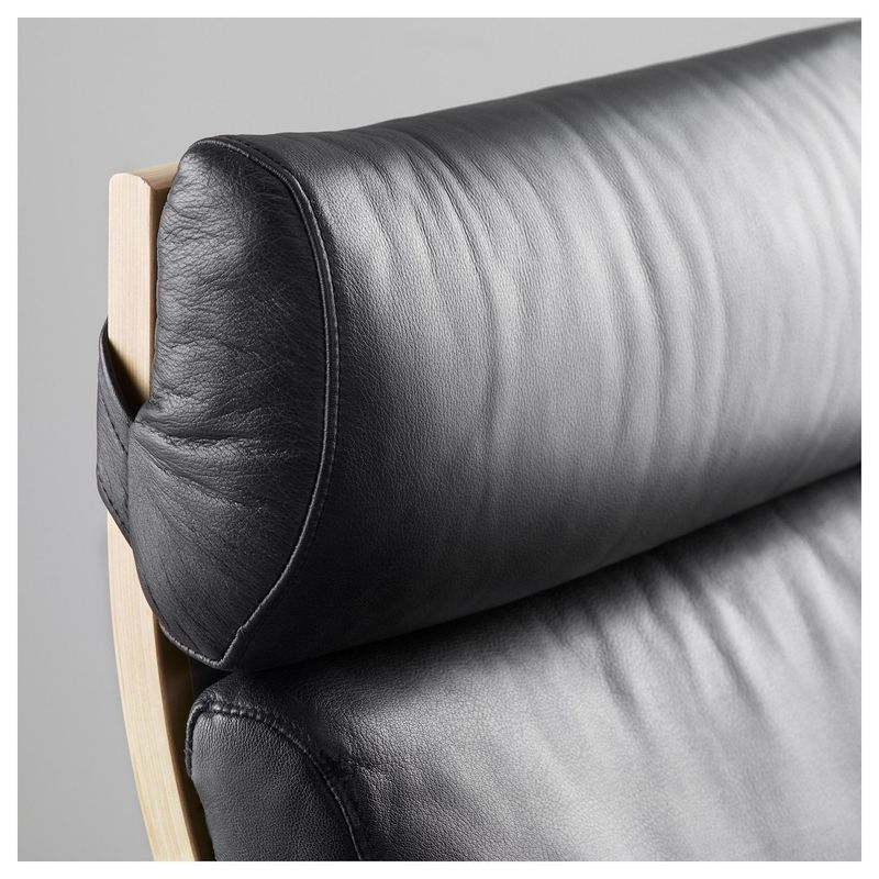 Кресло IKEA Поэнг 192.515.88 - фото 4