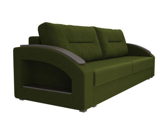 Диван ЛигаДиванов Канзас 100960 микровельвет зеленый - фото 2